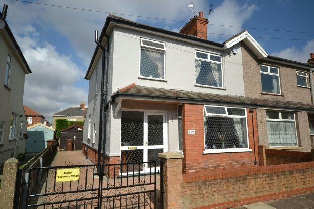 3 Bedrooms Semi Detached House for sale in Columbia Road, Grimsby