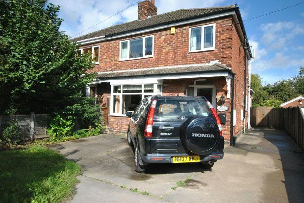 3 Bedrooms Semi Detached House for sale in Church Lane, Waltham, Grimsby