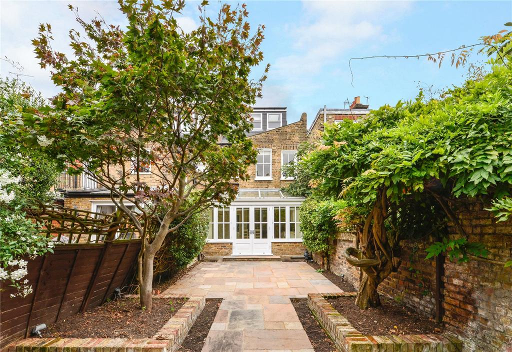 3 Bedrooms Semi Detached House for sale in Arundel Terrace, Barnes, London, SW13
