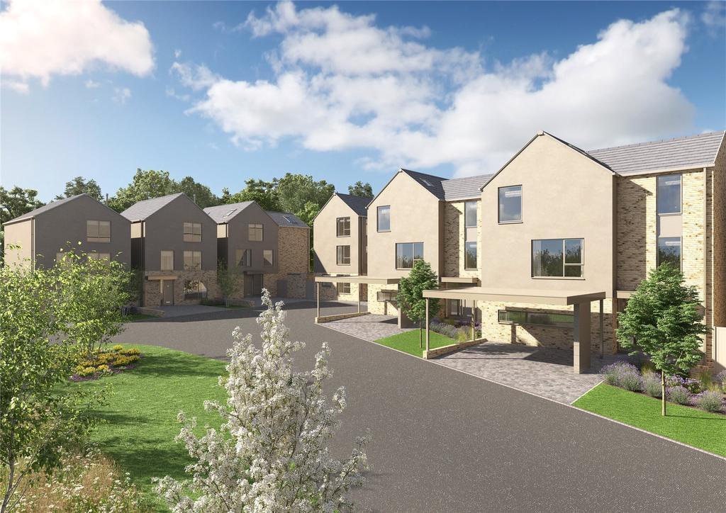 4 Bedrooms Detached House for sale in Leckhampton Rise, Leckhampton Road, Cheltenham, Gloucestershire, GL53
