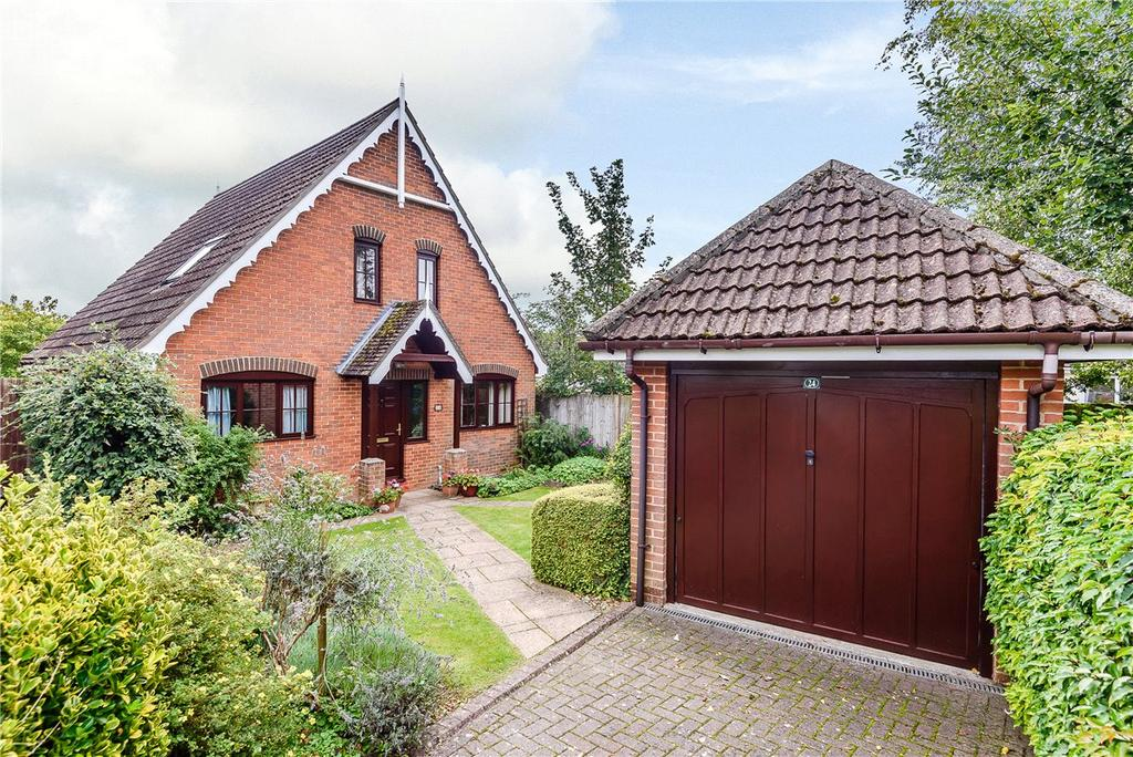 3 Bedrooms Detached House for sale in Wansdyke Road, Great Bedwyn, Marlborough, Wiltshire, SN8