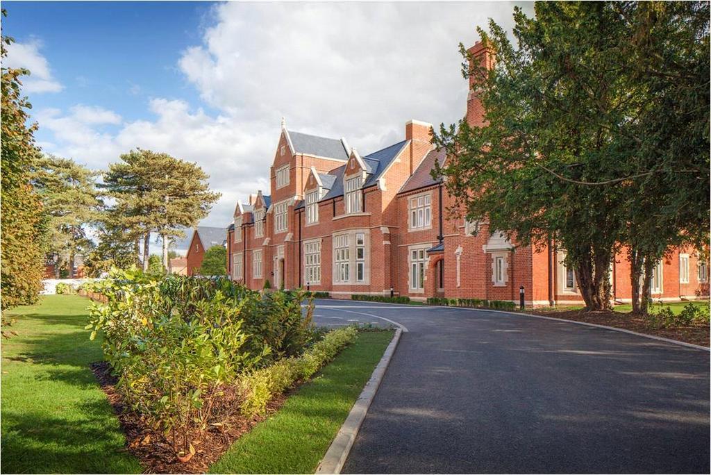 2 Bedrooms Apartment Flat for sale in Wormestall Grange, Enborne Road, Newbury, Berkshire, RG14