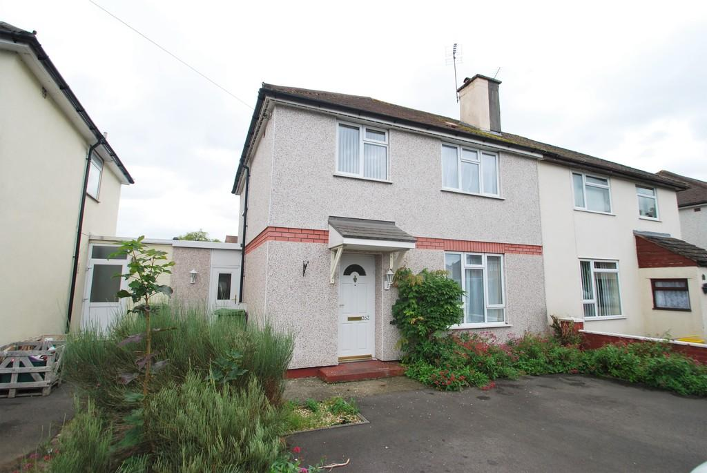 3 Bedrooms Semi Detached House for sale in Priors Road, Cheltenham