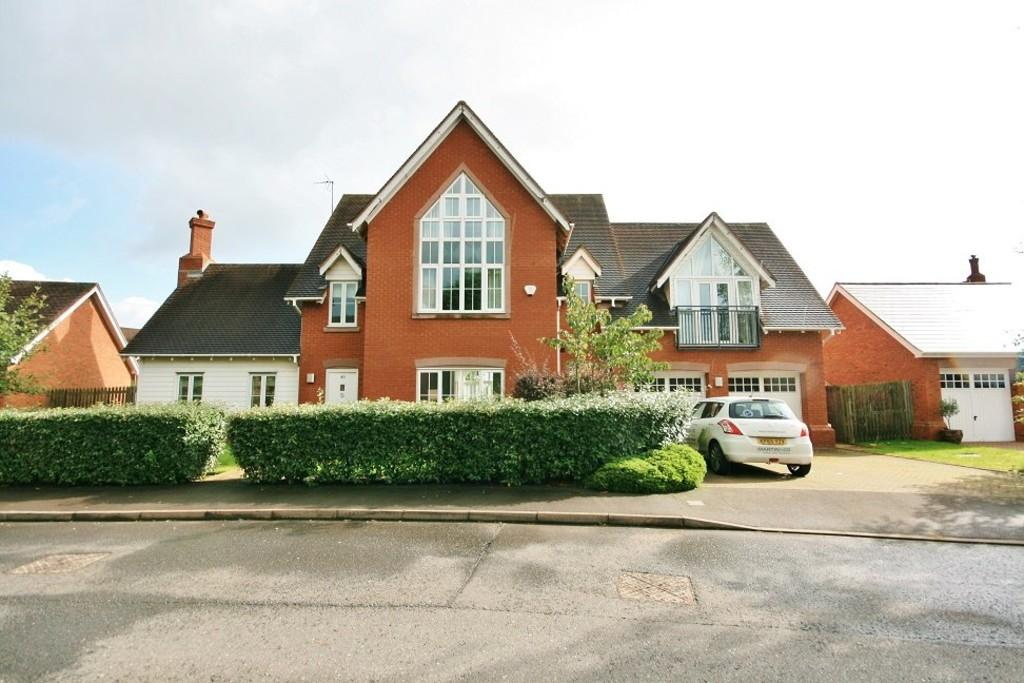5 Bedrooms Detached House for rent in Freshwater Drive, Wychwood Park