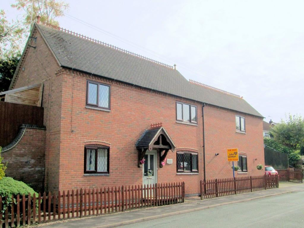3 Bedrooms Detached House for sale in Ludgate Street, Tutbury