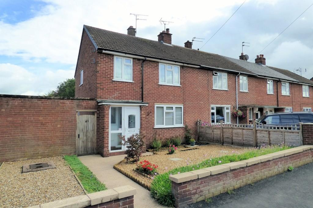 3 Bedrooms End Of Terrace House for sale in Pennycroft Road, Uttoxeter