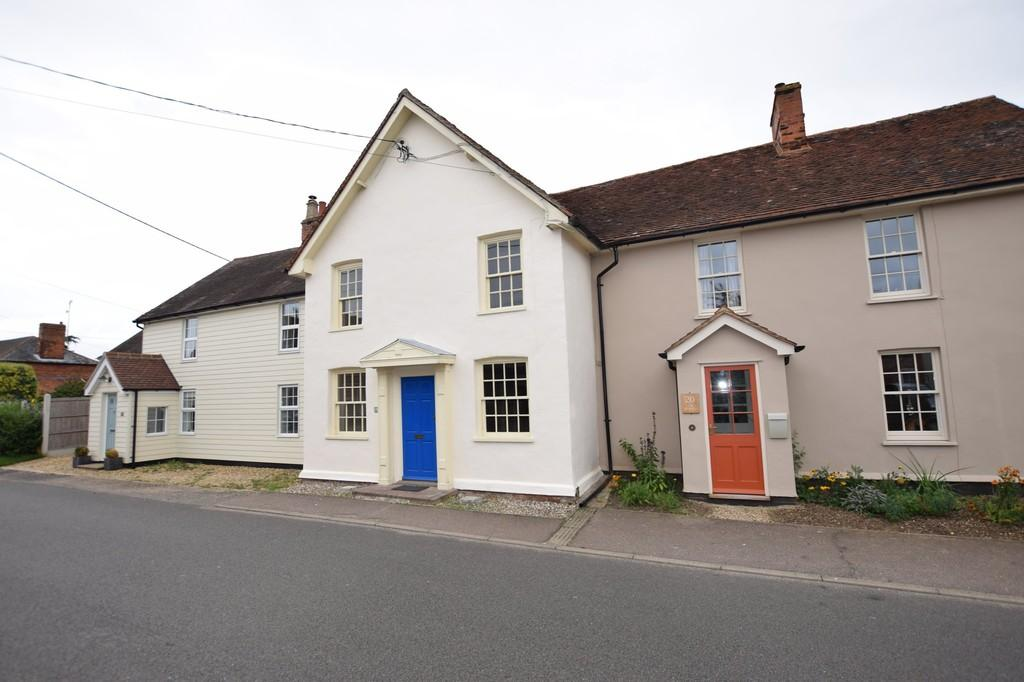 3 Bedrooms Terraced House for sale in The Street, Sudbury CO10 5LJ