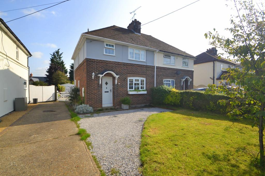 3 Bedrooms Semi Detached House for sale in Nathans Lane, Edney Common, Chelmsford, CM1 3RD