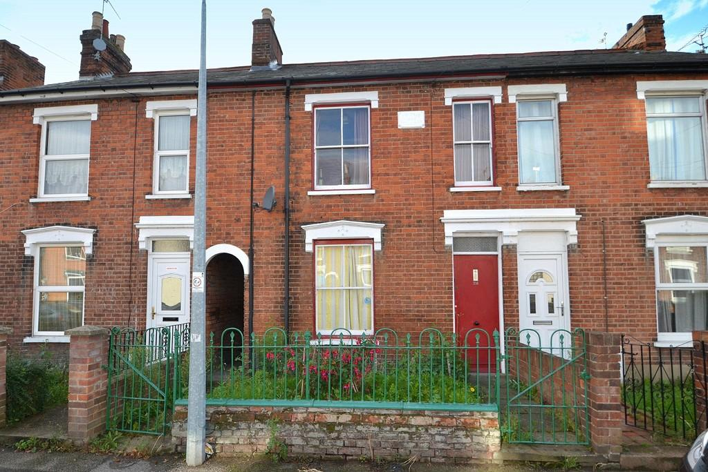 2 Bedrooms Terraced House for sale in Salisbury Road, Ipswich, IP3 0NP