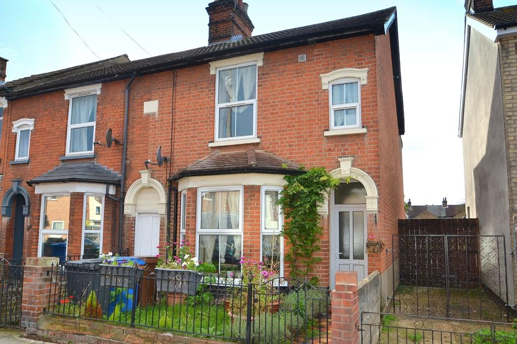 3 Bedrooms End Of Terrace House for sale in Victoria Street, Ipswich, Suffolk, IP1 2JX
