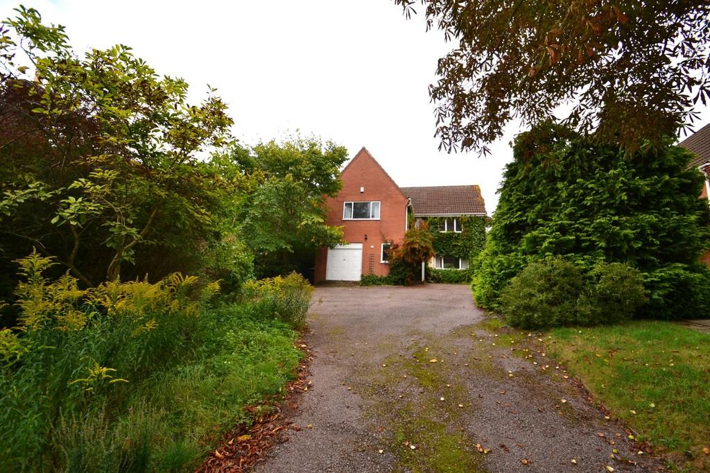5 Bedrooms Detached House for sale in Elm Grove Lane , Norwich
