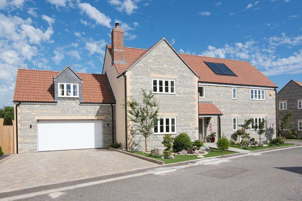 5 Bedrooms Detached House for sale in The Levels, Meare