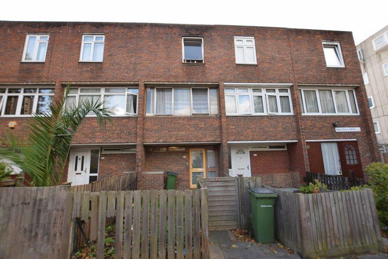 3 Bedrooms Terraced House for sale in Malthus Path, Thamesmead, SE28 8AH