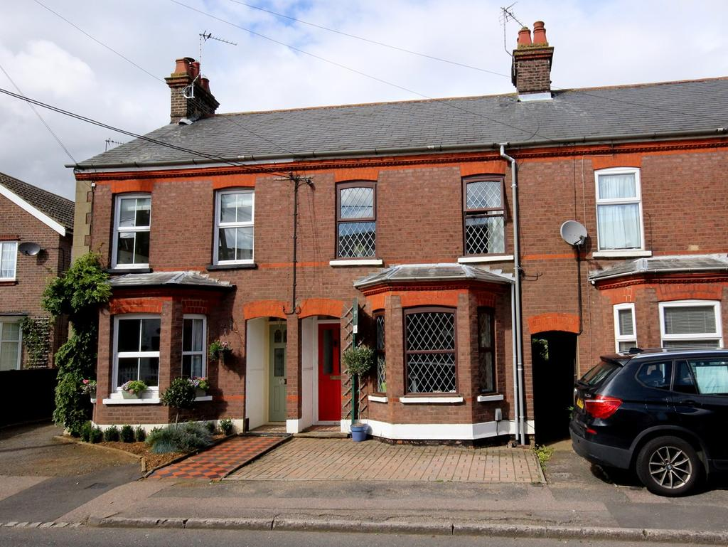 3 Bedrooms Terraced House for sale in Princes Street, Toddington, Dunstable, LU5