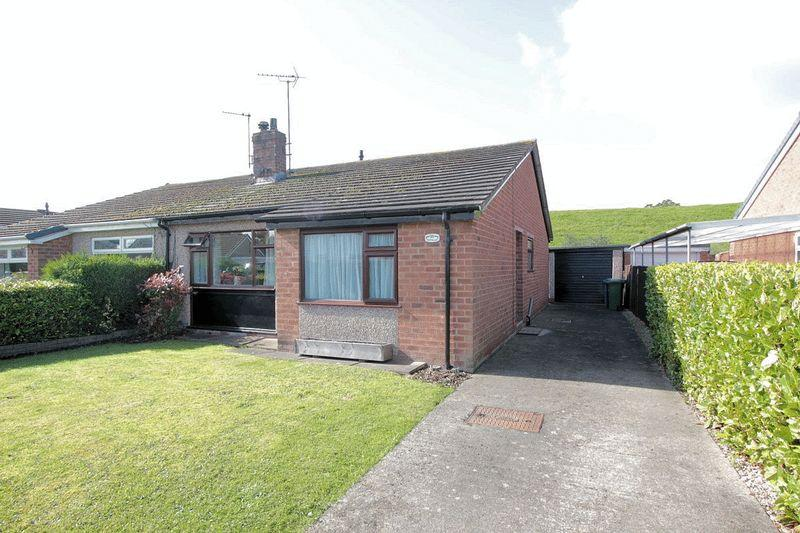 2 Bedrooms Semi Detached House for sale in Tan Y Bryn, St. Asaph