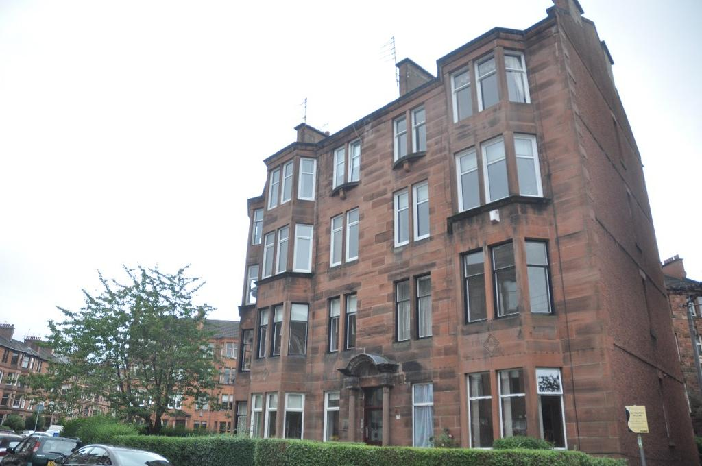 1 Bedroom Flat for rent in Novar Drive, Flat 1/2, Hyndland, Glasgow, G12 9SZ