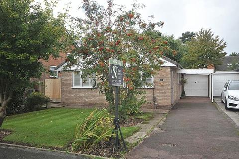 3 bedroom detached bungalow for sale - Lowland Way, Knutsford