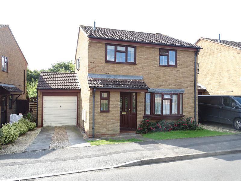 4 Bedrooms Detached House for sale in Locking Close, Melksham