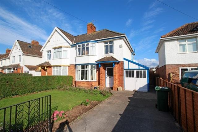 3 Bedrooms Semi Detached House for sale in Wares Lane, Bridgwater