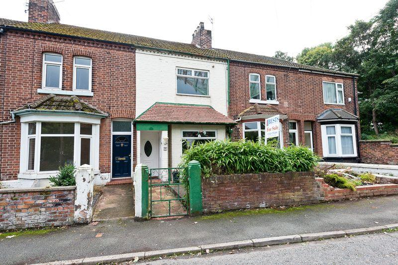 3 Bedrooms Terraced House for sale in South Bank Terrace, Runcorn