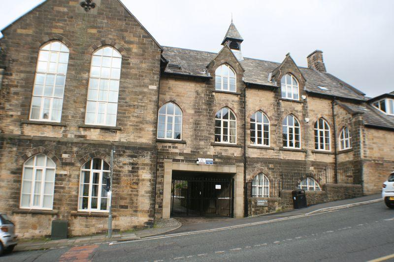 2 Bedrooms Apartment Flat for sale in Samuels Court, Lancaster