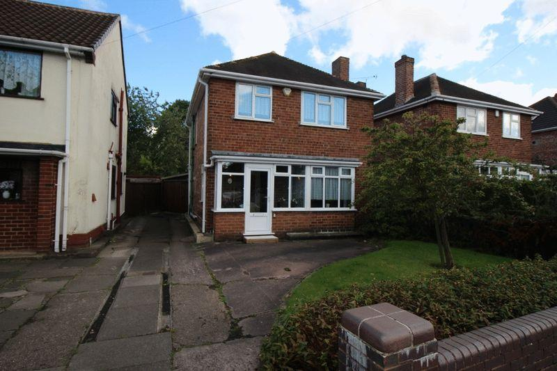 3 Bedrooms Detached House for sale in Noose Lane, Willenhall