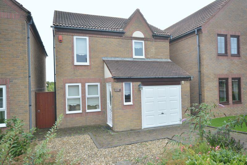 3 Bedrooms Detached House for sale in Tythegston Close, Porthcawl
