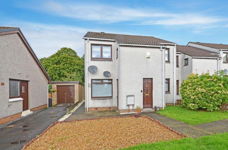 2 Bedrooms Apartment Flat for sale in Lairds Hill Place, Kilsyth