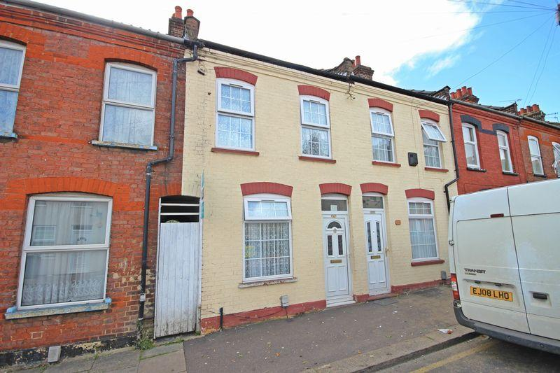 4 Bedrooms Terraced House for sale in Hampton Road, Luton