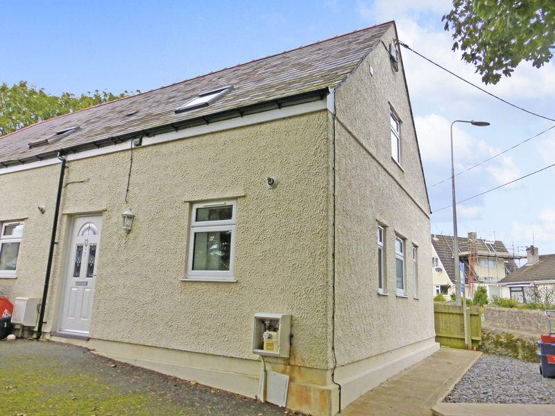 2 Bedrooms End Of Terrace House for sale in Amlwch