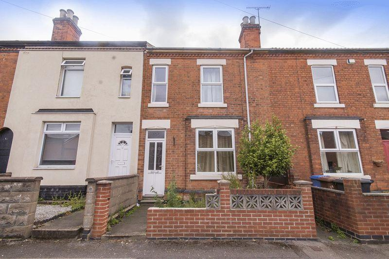 2 Bedrooms Terraced House for sale in Baker Street, Derby