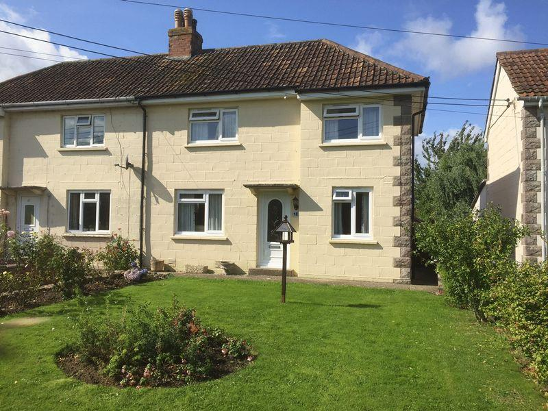 3 Bedrooms Semi Detached House for sale in Westfields, Ilminster