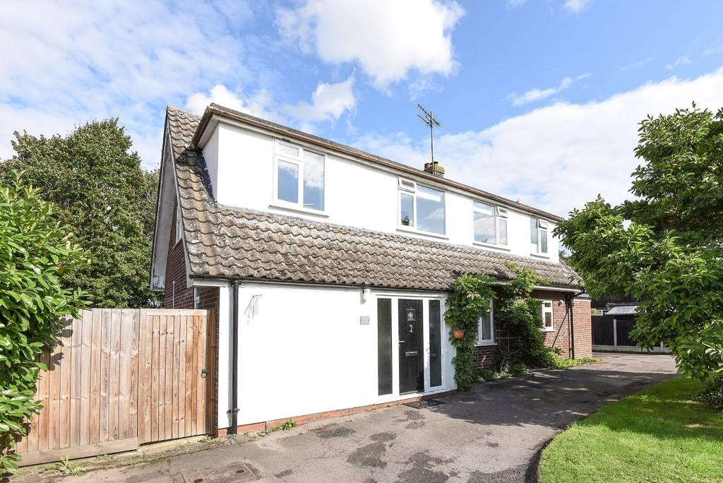 4 Bedrooms Detached House for sale in Manor Close, Great Horkesley, Colchester