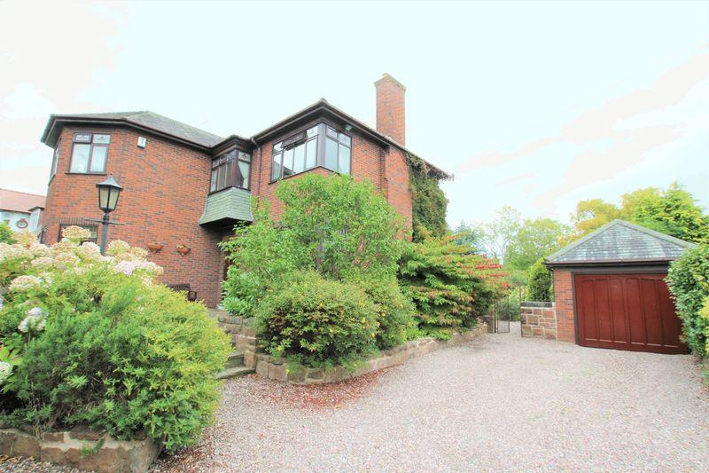 4 Bedrooms Detached House for sale in Oldfield Way, Heswall
