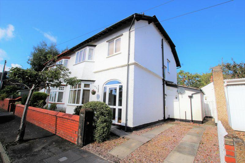3 Bedrooms Semi Detached House for sale in Heath Drive, Wirral