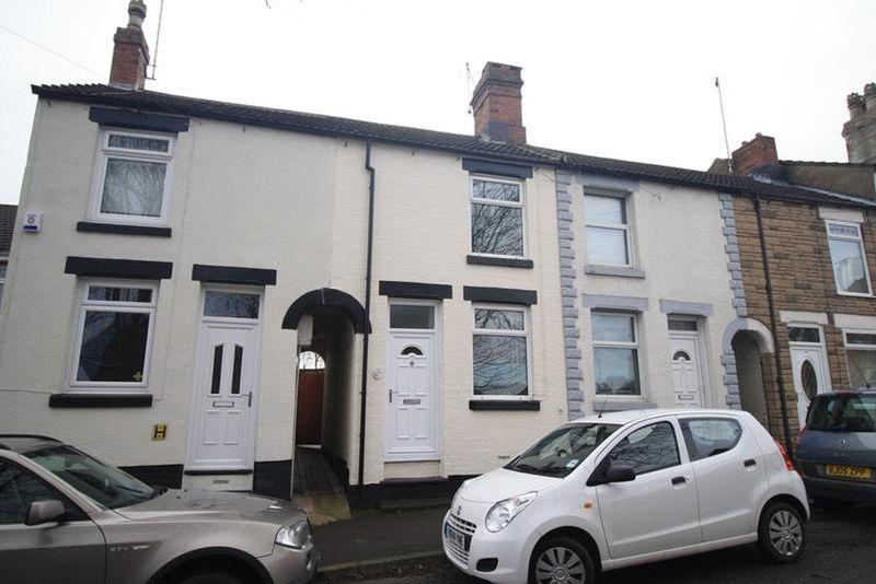 3 Bedrooms Terraced House for sale in Hastings Road, Swadlincote