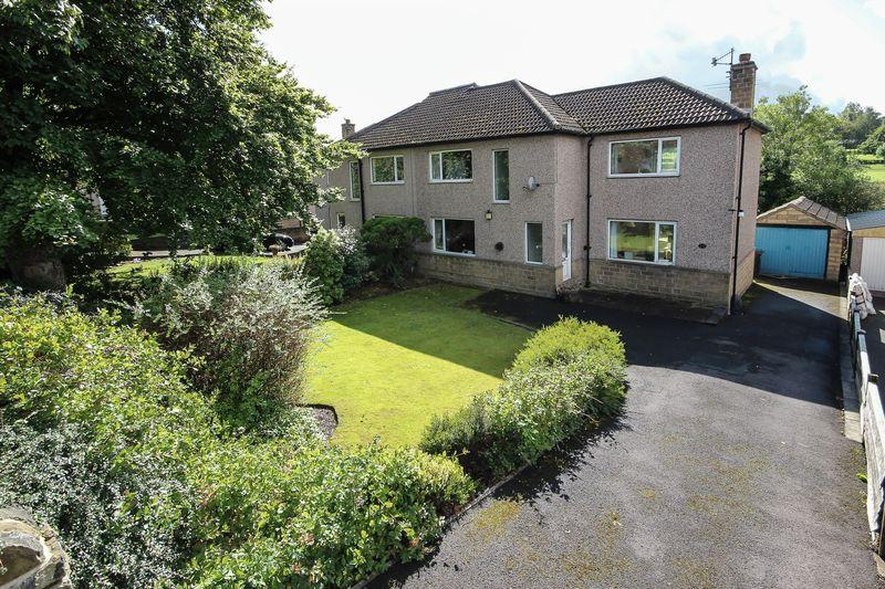 3 Bedrooms Semi Detached House for sale in Hammerstones Road, Elland