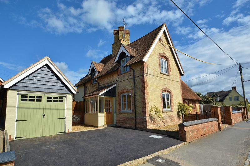 3 Bedrooms Semi Detached House for sale in Lower Street, Quainton