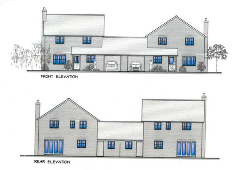 3 Bedrooms Link Detached House for sale in Sayers Croft, Leominster