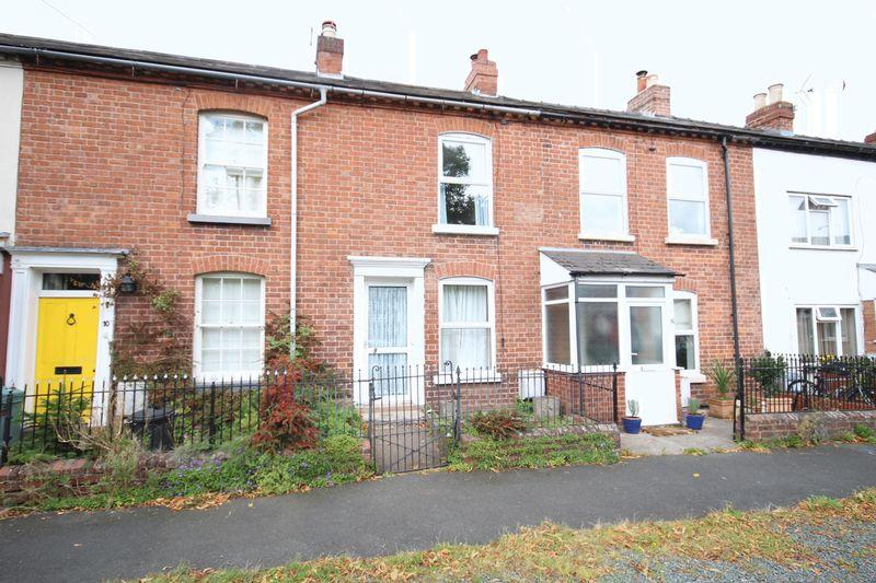 1 Bedroom Terraced House for sale in Priory Place, Hereford