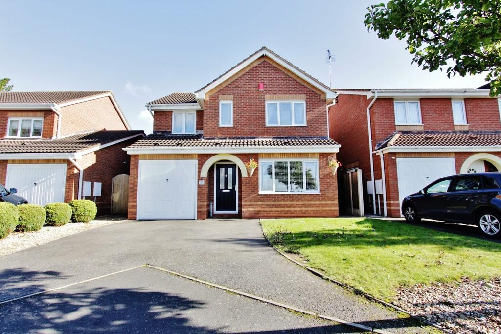 4 Bedrooms Detached House for sale in Oxbridge Way, Tame Meadow