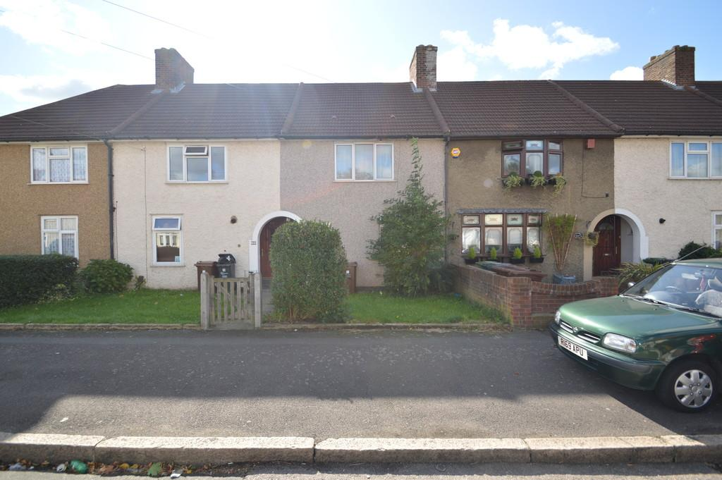 2 Bedrooms Terraced House for sale in Fanshawe Crescent