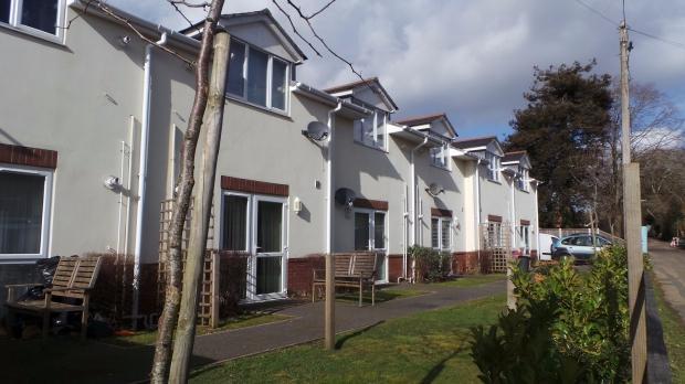 1 Bedroom Terraced House for sale in avon Court Gravel Lane, Ringwood, BH24