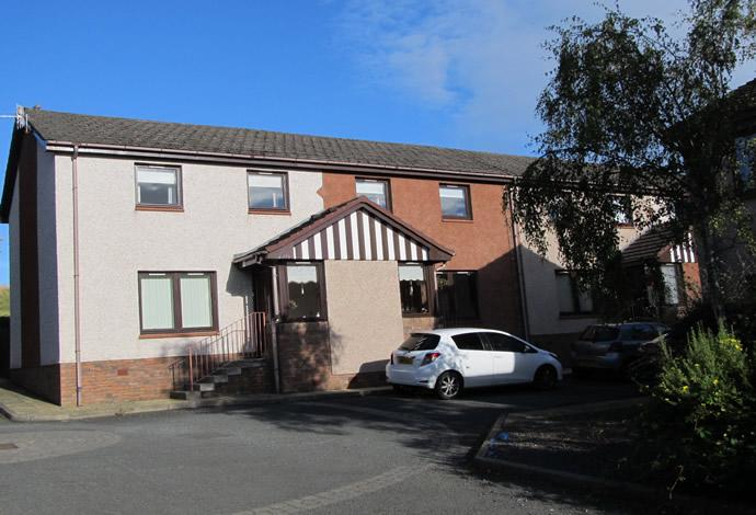 3 Bedrooms Terraced House for sale in 48 Howden Drive, Jedburgh, TD8 6JZ