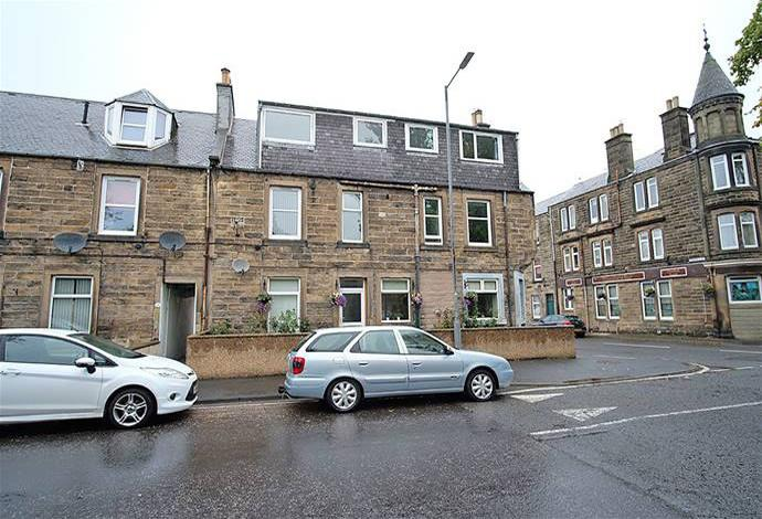 1 Bedroom Flat for sale in 14a Mansfield Road, Hawick, TD9 8AG
