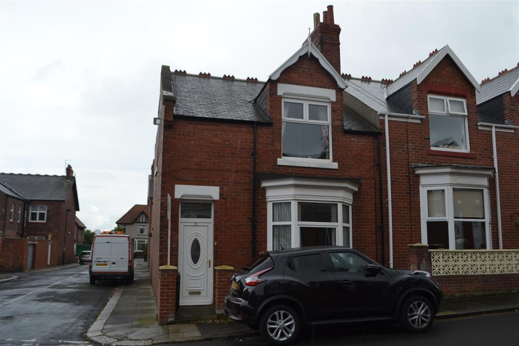 3 Bedrooms End Of Terrace House for sale in Neale Street, Sunderland