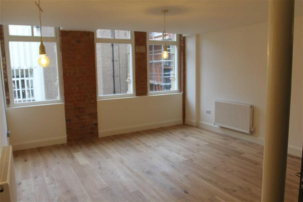 2 Bedrooms Apartment Flat for sale in Queens Street, Leicester, Leicestershire