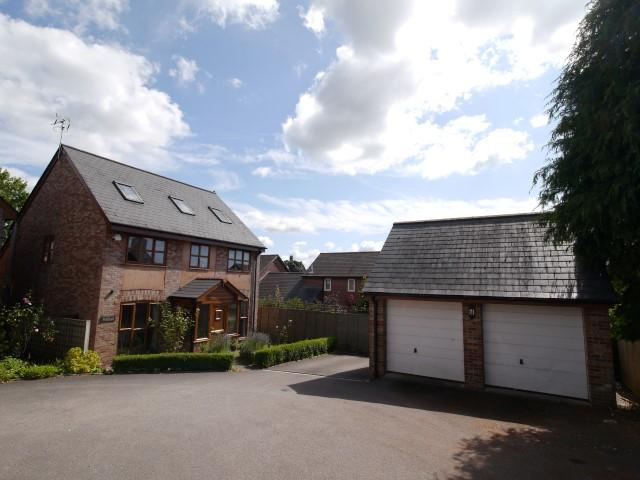 4 Bedrooms Detached House for sale in Westford, Wellington TA21
