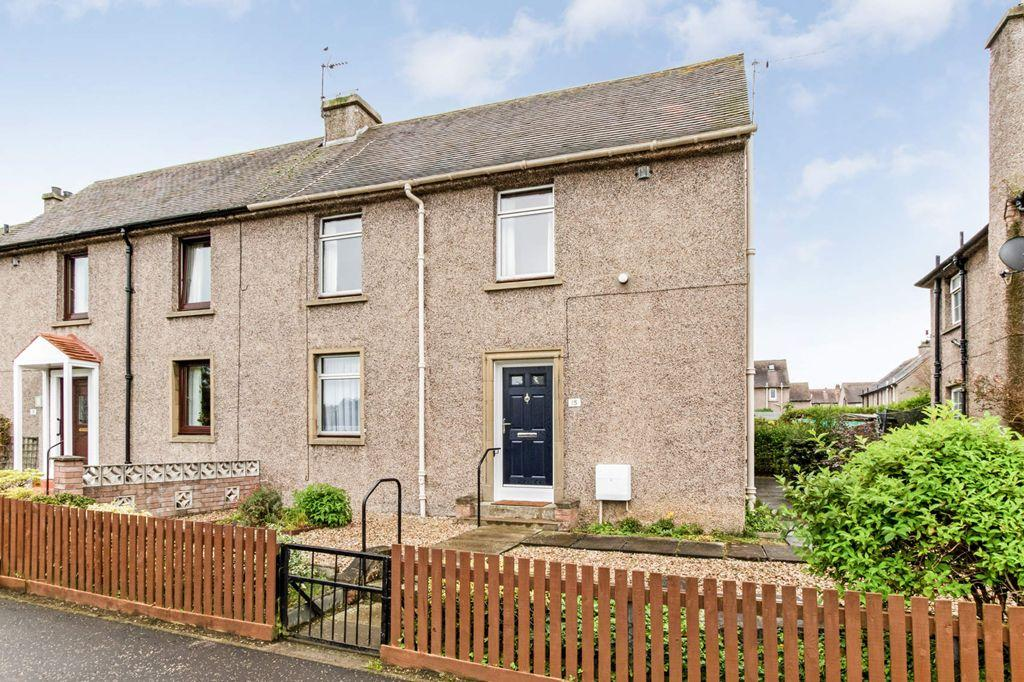 2 Bedrooms Semi Detached House for sale in 15 Parkgrove Place, Clermiston, EH4 7NR