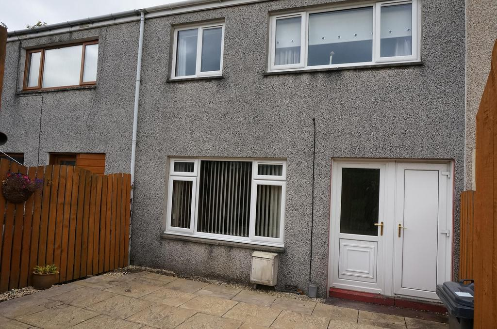 3 Bedrooms Terraced House for sale in Achray Road, Seafar, Cumbernauld G67
